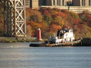 Lighthouses of the Lower Hudson River